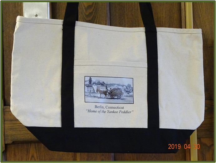 tote bags from Berlin