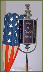 Wide Awake Lantern